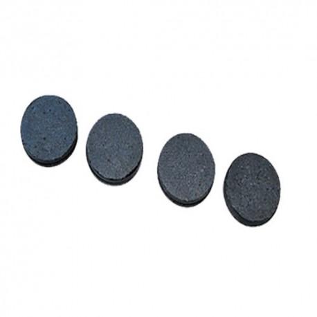 Plaquette de frein à main x4 1er prix mehari mehari 4x4 2cv 6 dyane 6 acadiane ami 8