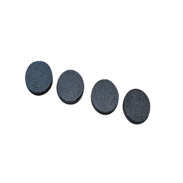 PLAQUETTES FREIN A MAIN X4* QUALITE SUPERIEURE mehari 2cv 6 dyane 6 acadiane ami 6 ami 8