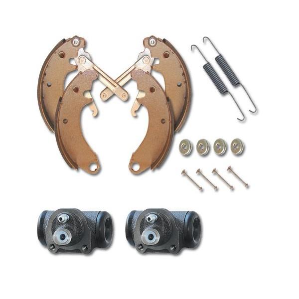 Kit de freins AV, 9x220 mehari 2cv fourgonnette dyane 6 ami 6 ami 8