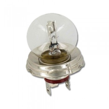 Ampoule code-phare blanche 12 v 2cv mehari dyane ami