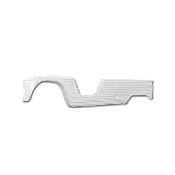 Panneau latéral gauche ABS ANTI UV 3.5MM mehari