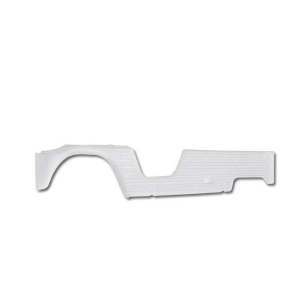 Panneau latéral droit ABS ANTI UV 3,5MM mehari