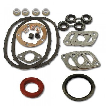 Pochette complète de joints moteur mehari mehari 4x4 2cv 2cv 6 2cv fourgonnette dyane dyane 6 acadiane ami 8