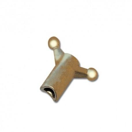 Ecrou à oreilles (laiton) mehari 2cv 2cv 6 2cv fourgonnette dyane dyane 6 ami 6 ami 8