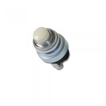 Interrupteur AM Lave-vitre. ( poussoir blanc ) mehari mehari 4x4 2cv 2cv 6 2cv fourgonnette