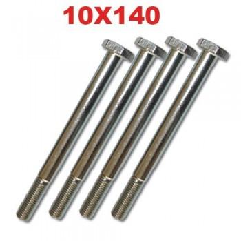 Vis essieu AR x4 (10x140) 2cv mehari dyane ami
