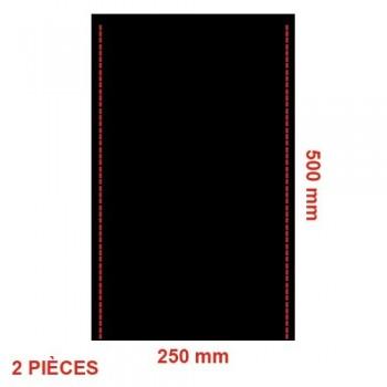 Fond de siège toile PVC assise x2 pour banquette AR 2cv 2cv 6 dyane dyane 6