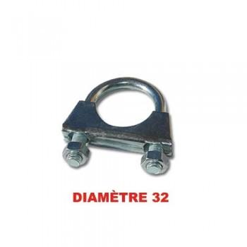 Collier du silencieux secondaire 2cv 2cv fourgonnette