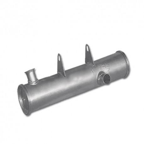 Silencieux sous boite AK 350 2cv fourgonnette dyane dyane 6