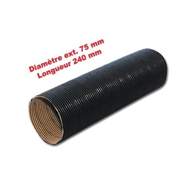 Manchon chauffage court 2cv 2cv fourgonnette dyane