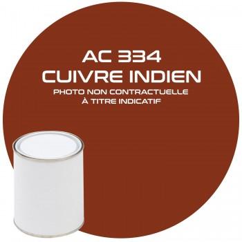 PEINTURE AC 334 CUIVRE INDIEN ANNEE 81.82