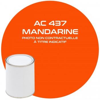 PEINTURE AC 437 MANDARINE ANNEE 79.80  1 KG