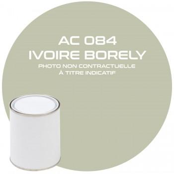 PEINTURE AC 084 IVOIRE BORELY ANN 73.74  1 KG