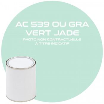 PEINTURE AC539 OU GRA VERT JADE ANNEE 80.81 .82.83  1KG