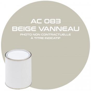 PEINTURE AC 083 BEIGE VANNEAU ANNEE75.76  1KG