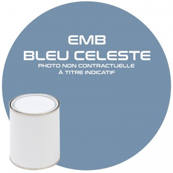 PEINTURE EMB BLEU CELESTE ANNE 89.87.88.89.90  1KG