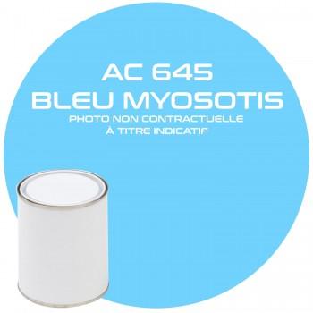 PEINTURE AC 645 BLEU MYOSOTIS ANNEE 77.78.79  1KG