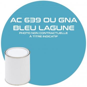 PEINTURE AC 639 OU GNA BLEU LAGUNE ANNEE 74.82.83  1KG