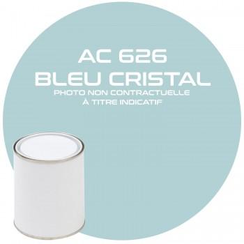 PEINTURE AC 626 BLEU CRISTAL  ANNEE 69.70  1KG