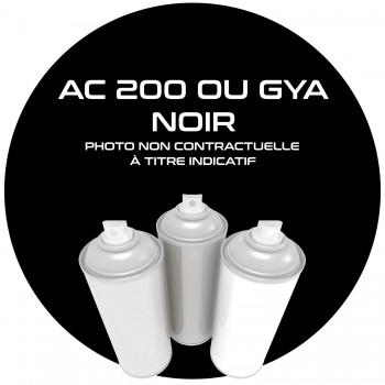 AEROSOL NOIR AC 200 OU GYA OU EXY 400 ML