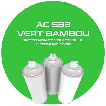 AEROSOL VERT BAMBOU AC 533ANNEE 76.77.78.79 400 ML