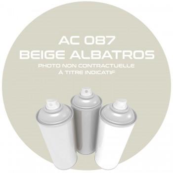 AEROSOL BEIGE ALBATROS AC 087 ANNEE 72.73  400 ML