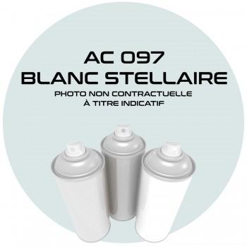 AEROSOL BLANC STELLAIRE AC 097 ANNEE 69. 400 ML