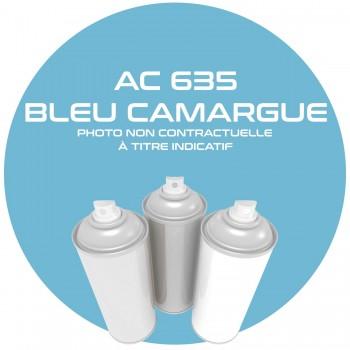 AEROSOL BLEU CAMARGUE AC 635 ANNEE 72.73.400 ML