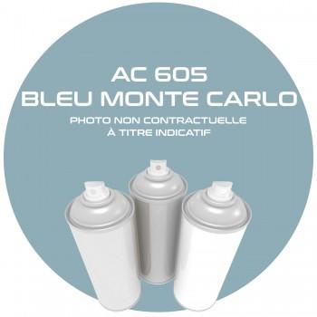 AEROSOL BLEU MONTE CARLO.15436. AC 605 ANNEE 63.64.400 ML