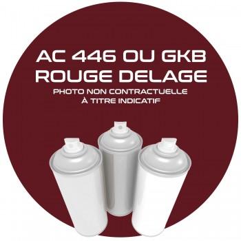 AEROSOL DELAGE. AC 446 / GKB / EKA ANNEE 81.82..83.84.85.86.87.88.89.90.400 ML