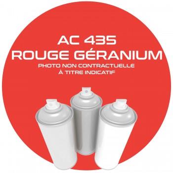 AEROSOL ROUGE GERANIUM AC 435 ANNEE 78.400 ML
