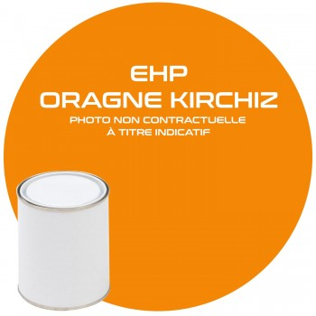PEINTURE ORANGE KIRCHIZ EHP 1KG