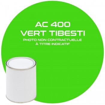 PEINTURE VERT TIBESTY AC 400 1KG
