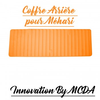 KIT COFFRE ARRIERE MEHARI ORANGE KIRCHIZ