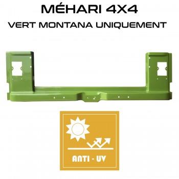 JUPE ARRIÈRE MÉHARI 4X4 VERT MONTANA