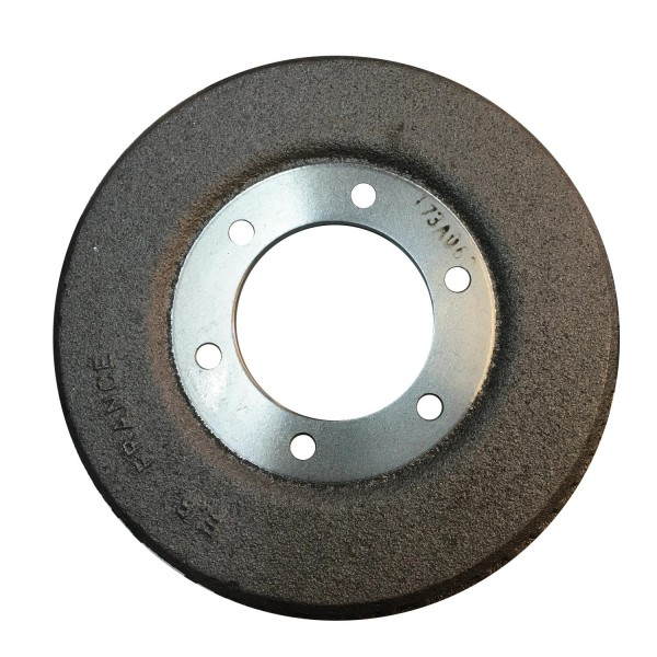 Tambour de frein AV, diamètre 220 mehari 2cv fourgonnette dyane 6 ami 6 ami 8