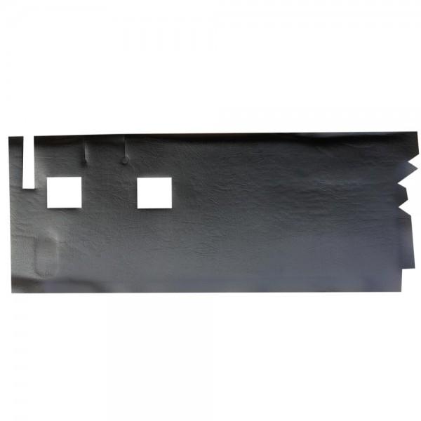 Insonorisant du plancher, noir, pédale D, de 1971 à 1990 2cv 2cv 6