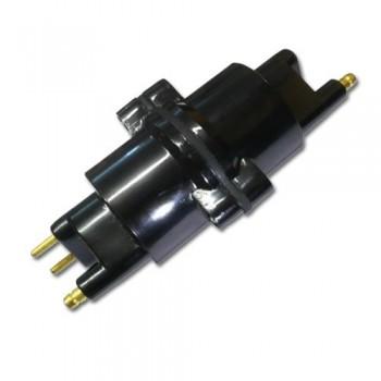 bobine allumage 12 volts mcda. mehari mehari 4x4 2cv 6 2cv fourgonnette dyane 6 acadiane ami 6 ami 8