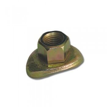 Ecrou de roue court x1 2cv mehari dyane ami