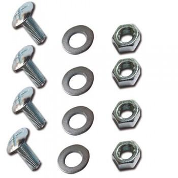 Vis poelier 8x20 zinc x4 mehari mehari 4x4