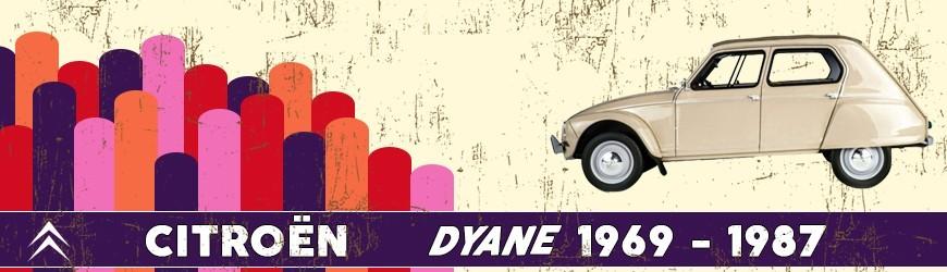 Pièces détachées Dyane 7